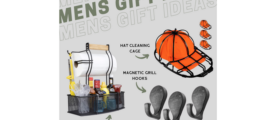 Men's Holiday Gift Ideas