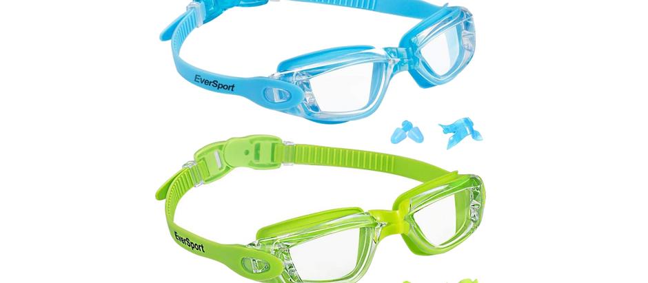 Kids Swim Goggles (2-pack) - $12.99