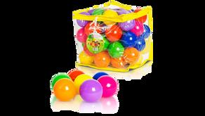 Plastic Play Balls - $13.50 (10% off)