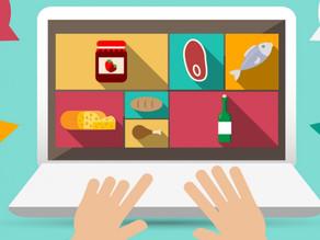 Da rejeição ao crescimento: a web como canal de compra de alimentos