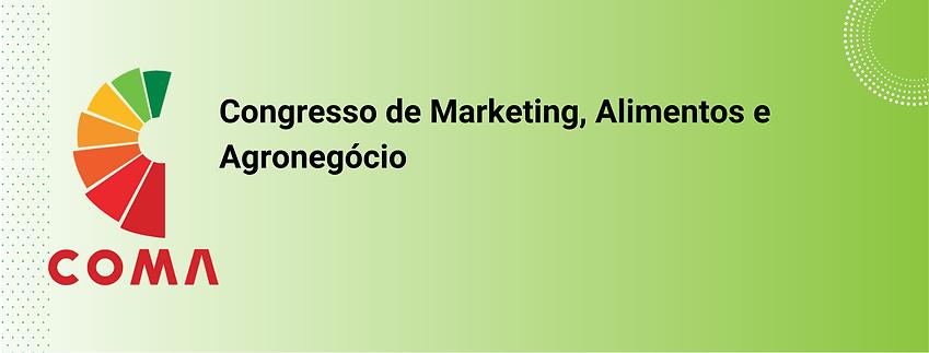 Congresso de Marketing, Alimentos e Agro