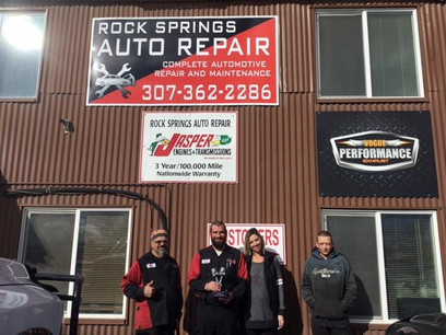 Jasper Engines & Transmissions Top Shop October 2018!