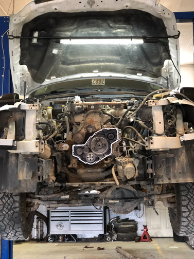 2012 Dodge Ram Ready for an Engine Replacement