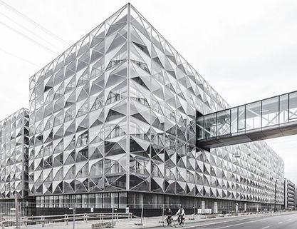 Niels Bohr Bygningen - siqon har leveret orienteringsplaner, installationstegninger m.m.