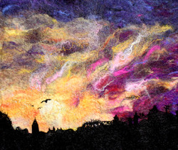Red Sky at Night Shepherd's Delight