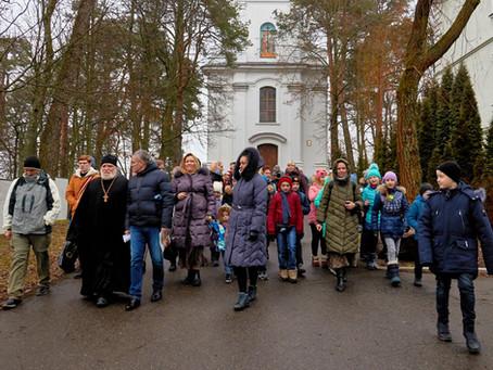 (Новые фотографии!) Отзыв участника поломнической поездки воскресной школы в Беларусь.
