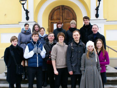 В феврале и марте 2013 года в риге прошёл ряд молодёжных встреч