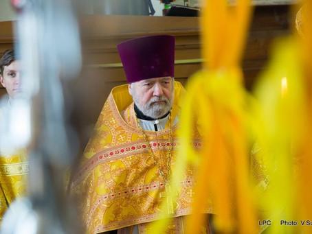 Памяти протоиерея Валерия Крастиньша