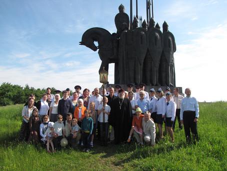 Поездка воскресной школы во Псков. Фоторепортаж