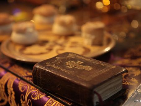 БОЖЕСТВЕННАЯ ЛИТУРГИЯ В ВОСКРЕСЕНЬЕ 2-Й НЕДЕЛИ ВЕЛИКОГО ПОСТА