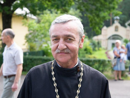 Почил протоиерей Николай Боишко