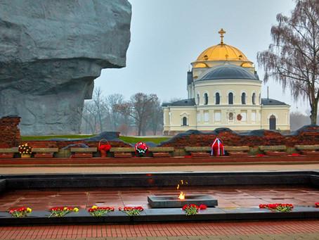 Паломничество воскресной школы в Беларусь.