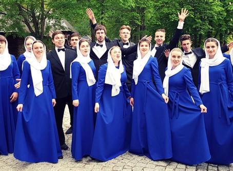 Хор «Адамант» занял второе место на Международном фестивале церковной музыки в Польше