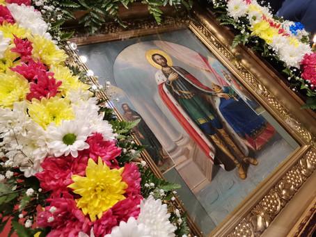 6 декабря - престольный праздник в нашем храме
