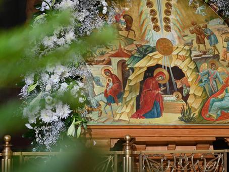 Всех поздравляем с праздником Рождества Христова