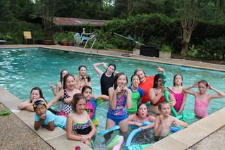 Swim Party Fun
