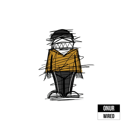ONUR - Wired artwork (parental advisory)