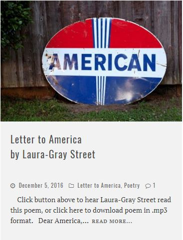 """Dear America"" on Terrain.org"