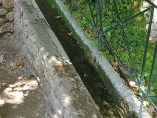 I did drink from the Castalian Spring in Delphi