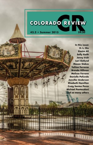 The Colorado Review Summer 2015