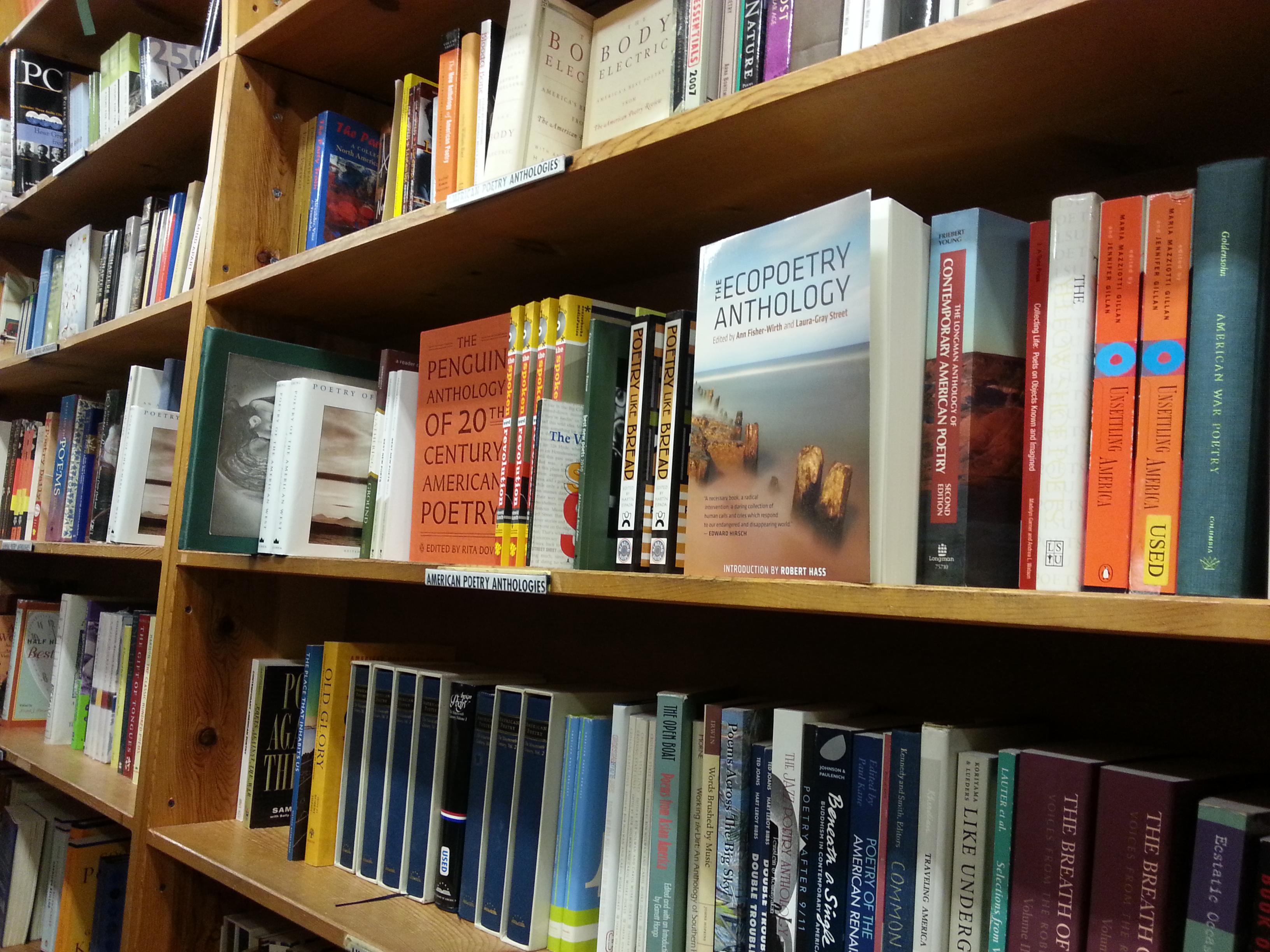 Powell's Books, Portland, OR