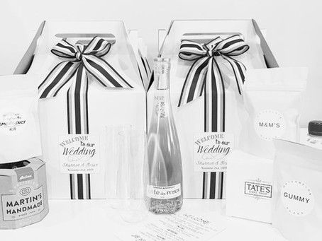 How to Create the Perfect Welcome Bag and What You Should Include