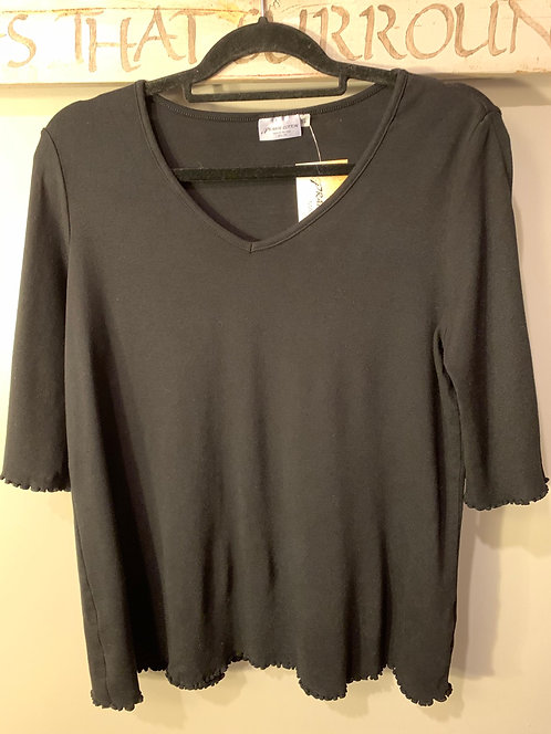 Relaxed Elbow Lettuce Top