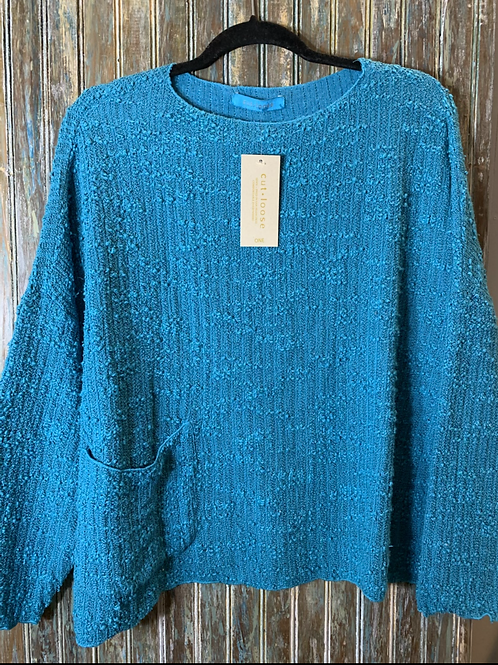 Spring One Pocket Sweater
