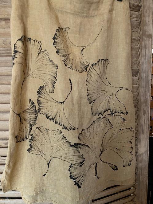 Ginko Leaf Skirt