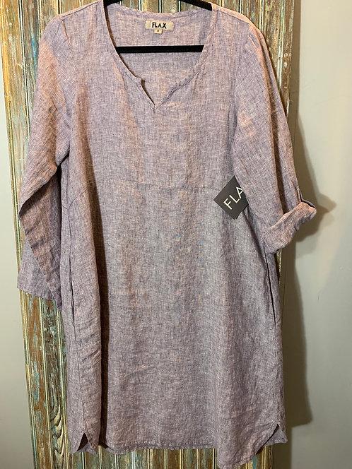 Yarn Dyed Pocket Dress