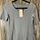 Thumbnail: Elbow Sleeve Linen T-Shirt