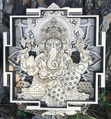 Om Sri Ganesha | Large