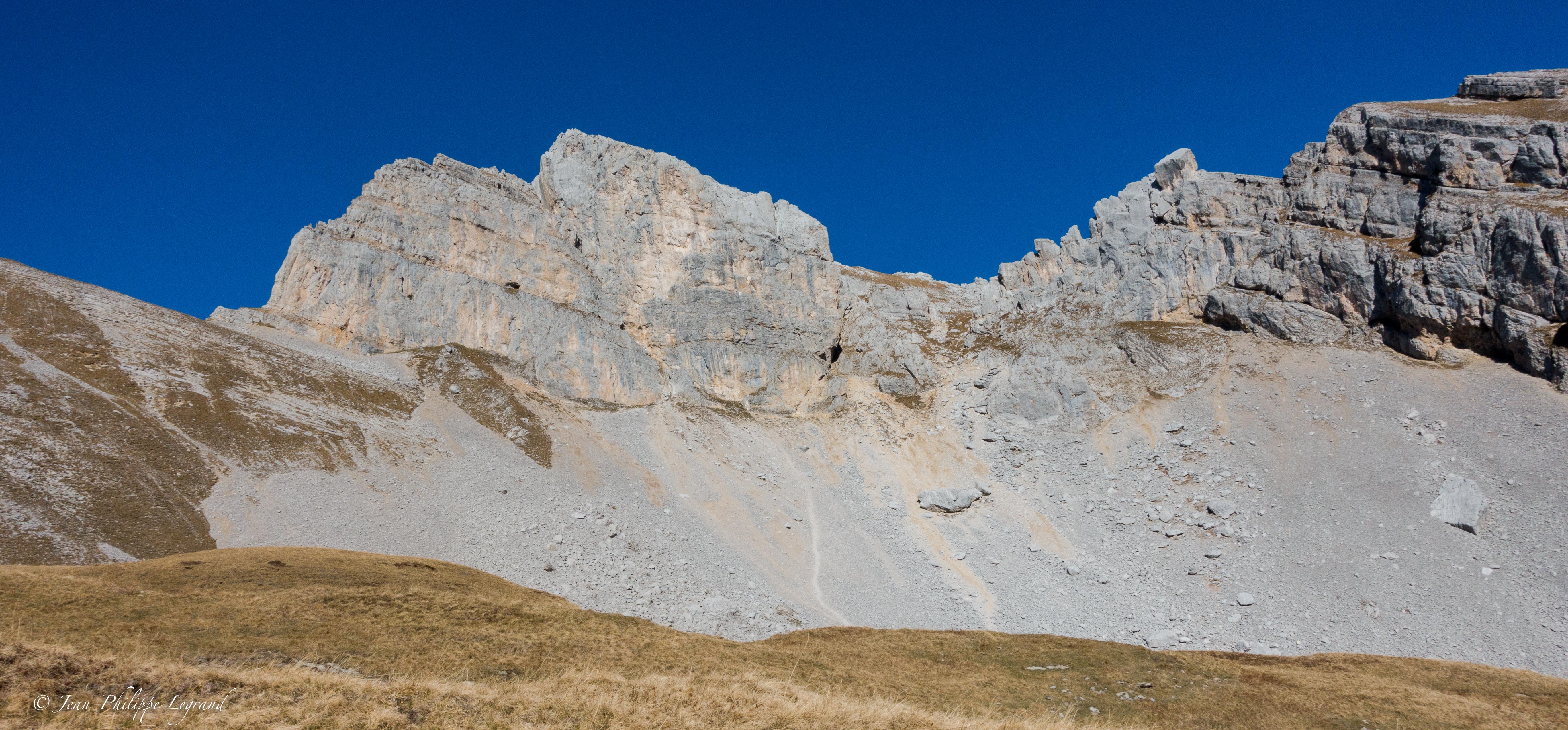 pointe du Midi