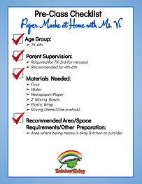 Vi Paper Mache Pre-Class Checklist-page-