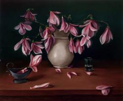 Falling Magnolias