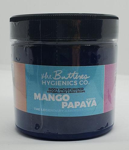 The Butters Body Moisturizer Mango Papaya
