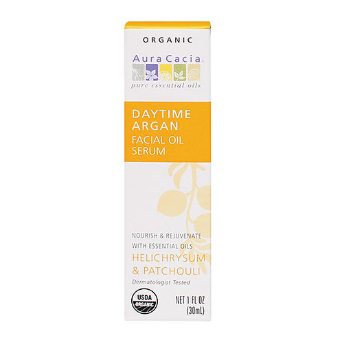 Aura Cacia Argan Facial Oil Serum