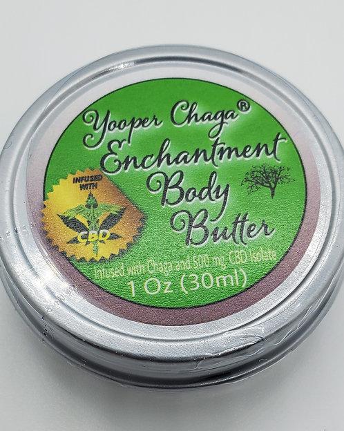 UP Chaga Body Butter