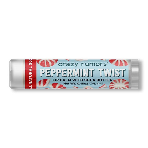 Crazy Rumors Lip Balm Peppermint