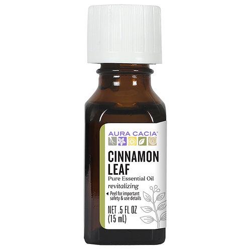 Aura Cacia Cinnamon
