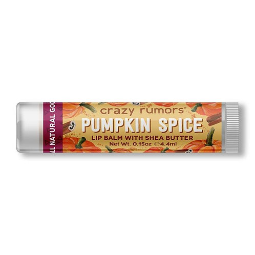 Crazy Rumors Lip Balm Pumpkin Spice