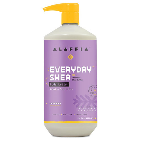 Everyday Shea Body Lotion Lavender