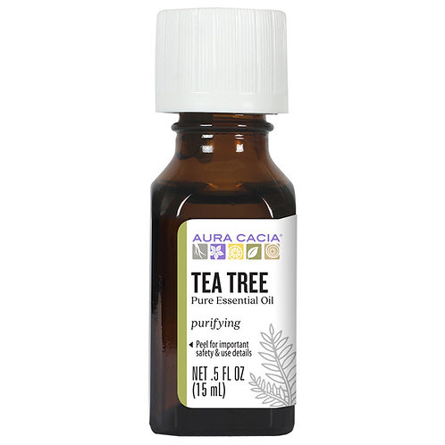Aura Cacia Tea Tree .25oz