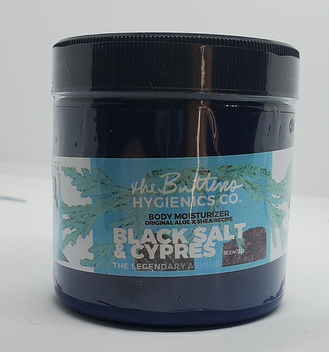 The Butter Body Moisturizer Black Salt & Cypress