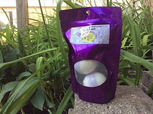 Harbor View Bath Bomb - Lavender Lemongrass