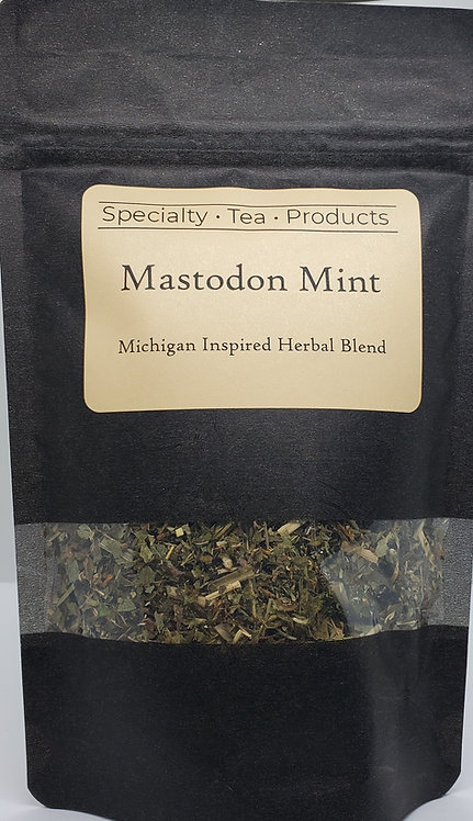 S.Tea.P Mastodon Mint 1.5 oz