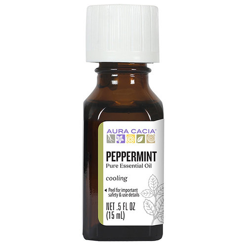 Aura Cacia Peppermint