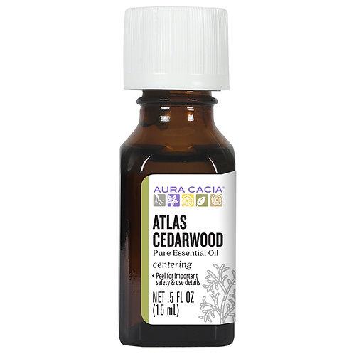 Aura Cacia Atlas Cedarwood
