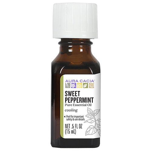 Aura Cacia Sweet Peppermint