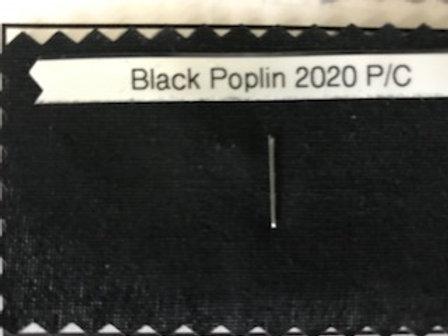 Black Poplin 2020